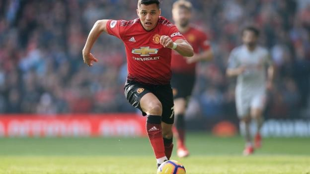 Alexis Sanchez: Inter to make Man Utd loan offer for forward
