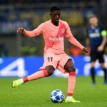JUVENTUS planning a last-minute move on Ousmane DEMBELE