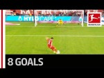 Lewandowski's Record Goals Save Bayern München in Bundesliga Opening Match 2019/20