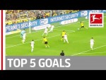 Sancho, Havertz & More - Top 5 Goals on Matchday 1