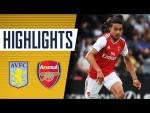 HIGHLIGHTS | Aston Villa 1 - 5 Arsenal | U18s