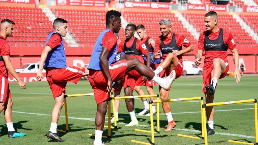 Ghanaian duo prepare to face  Real Madrid