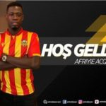 Ghana's Afriyie Acquah to wear No. 19 shirt at Turkish side Yeni Malatyaspor