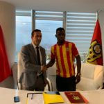 PHOTOS: Afriyie Acquah joins Turkish outfit Yeni Malatyaspor