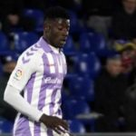 A promise I made to my mum keeps me going — Real Valladolid defender Mohammed Salisu