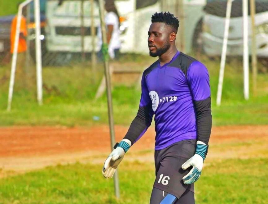 Hearts of Oak deny signing Elmina Sharks goalkeeper Richard Attah