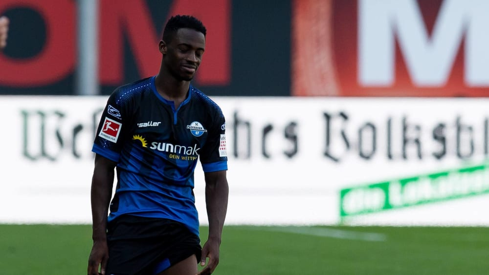 Christopher Antwi-Adjei's assist not enough as Paderborn 07 lost against RB Leipzig