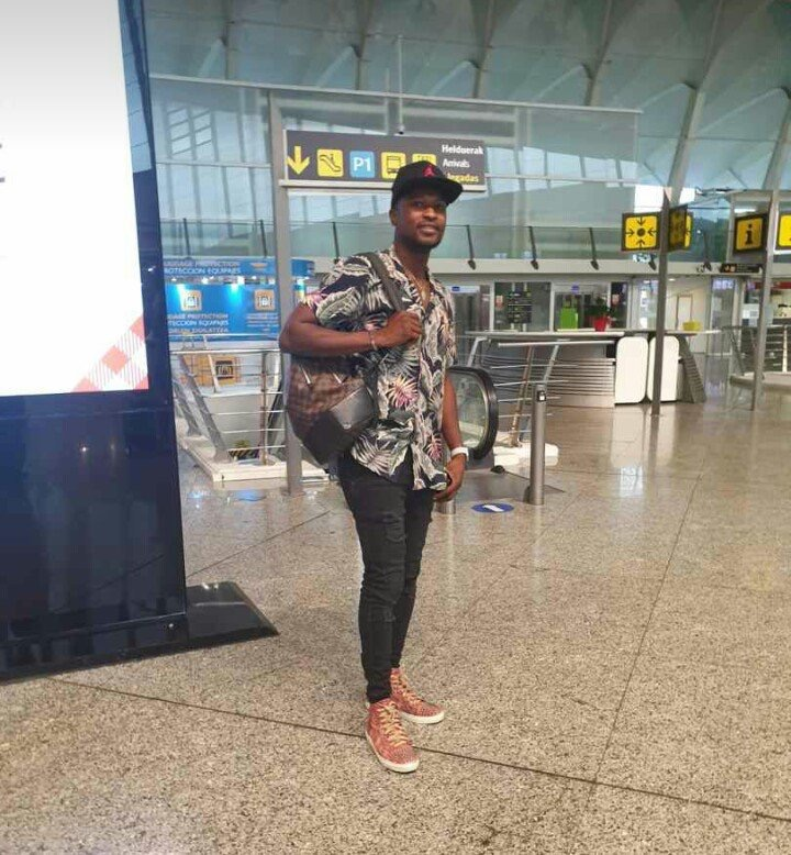 Ghana forward Patrick Twumasi lands in Turkey ahead Gaziantep switch