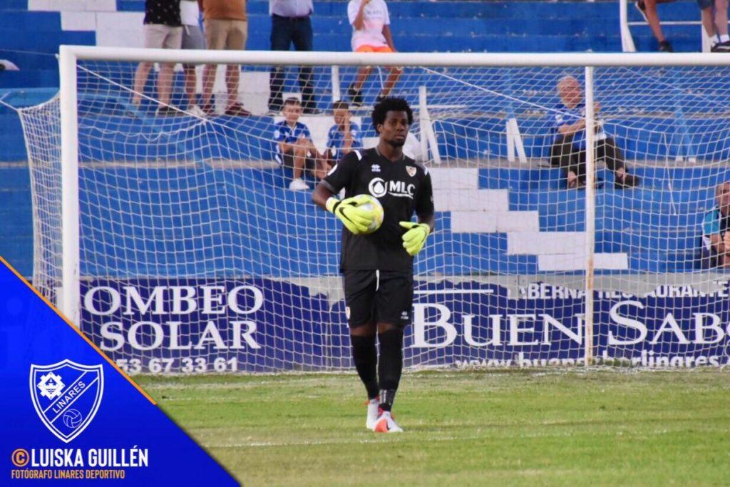 Goalkeeper Razak Brimah records shutout on Linares Deportivo league debut