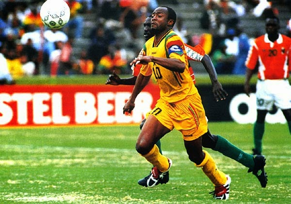 Asamoah Gyan picks Abedi Pele as his greatest Ghanaian player of all time