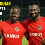Gaziantep FK duo Tetteh & Chibsah gear up for Turkish Superlig opener against Fenerbahce
