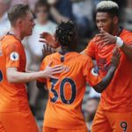 Newcastle United winger Christian Atsu dedicates win against Tottenham to fans