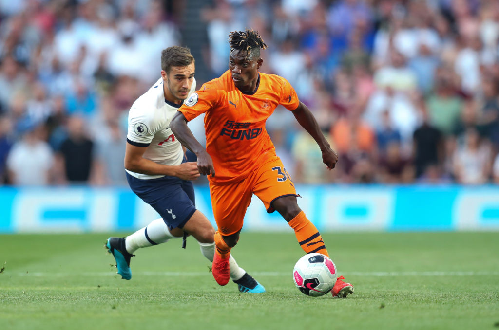 Newcastle ace Christian Atsu unfit for Ghana's Afcon qualifying clash with South Africa