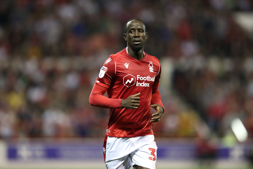 Albert Adomah: Ghana winger ranked Nottingham Forest's most consistent performer