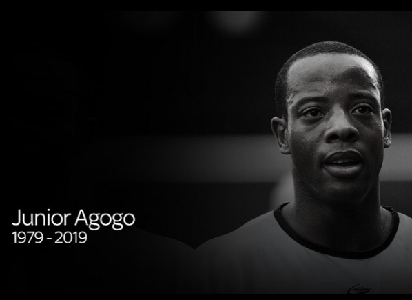 Junior Agogo and four other Sports personalities who died in 2019