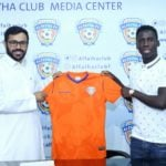 Breaking News: Ghana star Samuel Owusu joins Saudi Arabia top-flight side Al-Fayha FC