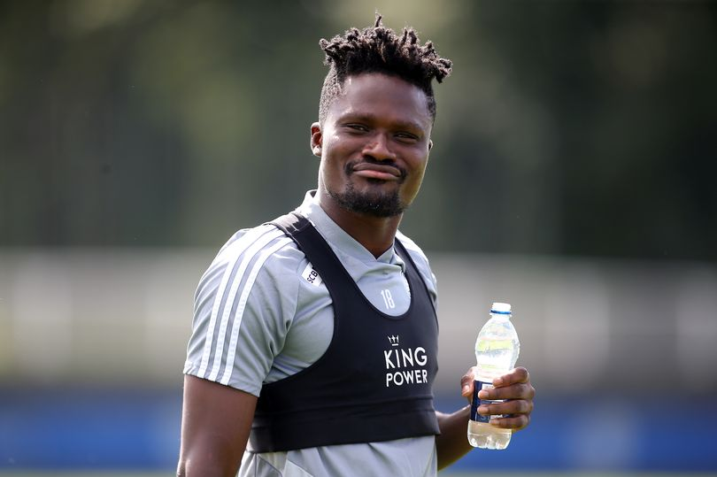 Daniel Amartey named in Leicester City's most valuable players list