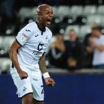 Want-away forward Andre Ayew remains firmly in the plans of Swansea City boss Steve Cooper
