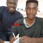 Hellas Verona wunderkind Philip Ankrah Yeboah signs first professional contract