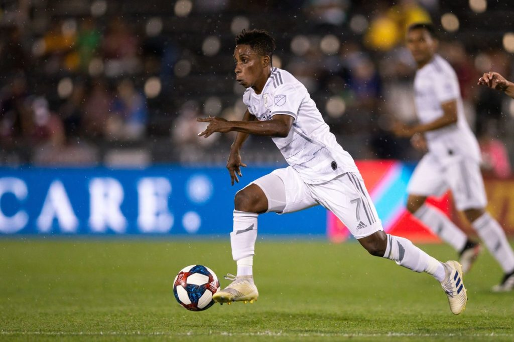 Latif Blessing shines in LAFC's big win over San Jose Earthquakes in MLS