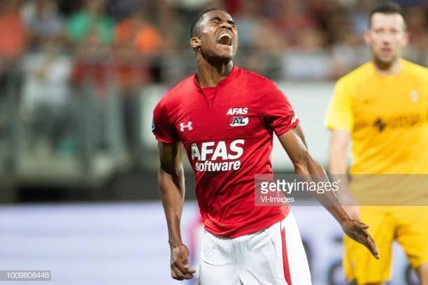 Myron Boadu scores brace as AZ Alkmaar hammer Sparta Rotterdam