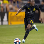 David Accam disappointed after Columbus Crew let lead slip to draw against Toronto FC