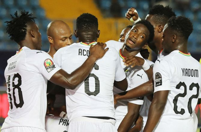 EXCLUSIVE: Ghana in talks to play African champions Algeria in friendly next month