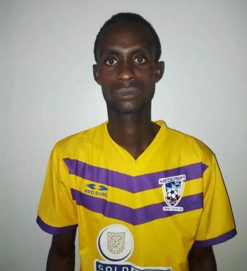 Medeama midfielder Camara N'guessan rubbishes Medeama exit claims