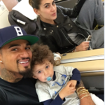 Kevin-Prince Boateng reveals he signed for Fiorentina because of his wife and son