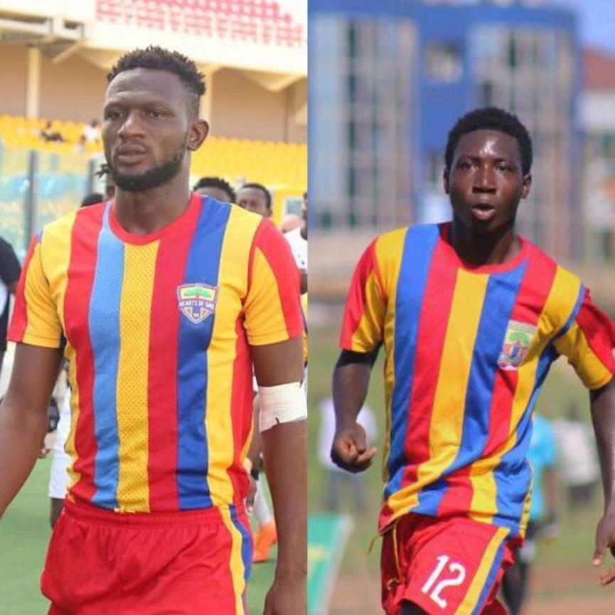Hearts duo Alhassan, Dankyi named in Black Stars B squad ahead of Burkina Faso clash