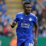 Daniel Amartey to depart Leicester City in January