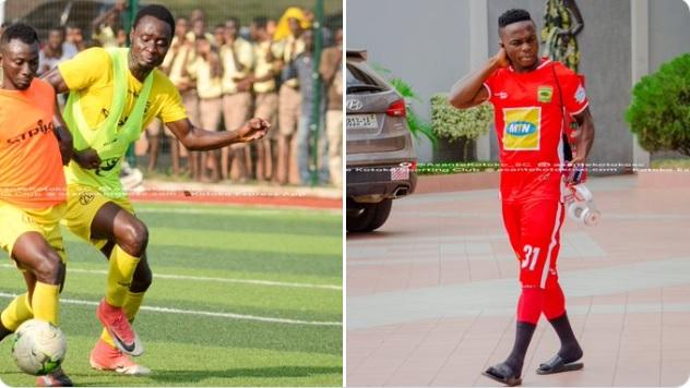 Asante Kotoko duo Opoku and Okrah to miss Kano Pillars due to paper works