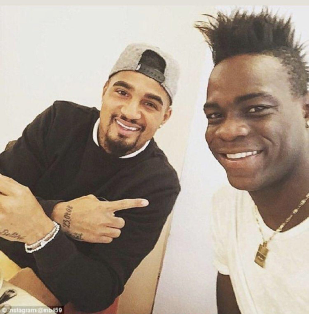 Kevin-Prince Boateng throws weight behind Mario Balotelli proposed move to ACF Fiorentina
