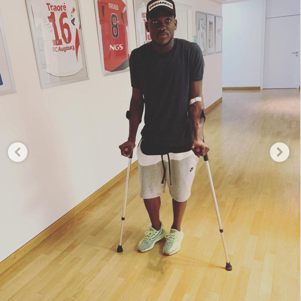 Belgium-based defender Daniel Opare to make injury return after winter break