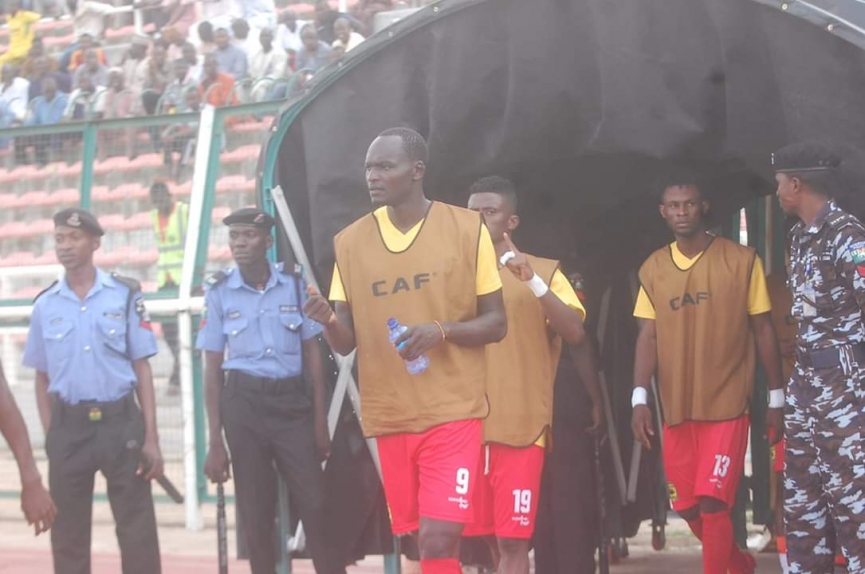CAF Confederation Cup: Asante Kotoko striker George Abege ruled out of San Pedro clash