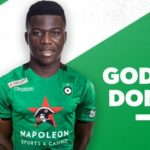 Godfred Donsah joins Belgian side Cercle Brugge on loan