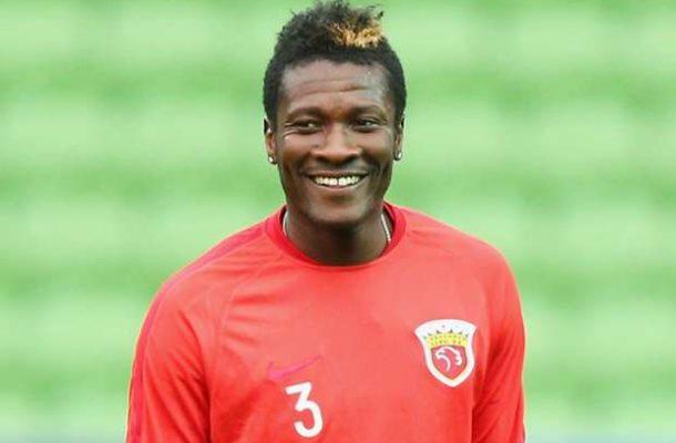 Asamoah Gyan confirms departure from Turkish side Kayserispor