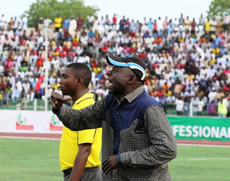 We are coming to Ghana to beat Asante Kotoko- Kano Pillars coach Ibrahim Musa