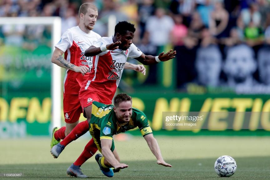 VIDEO: Abass Issah dreams of scoring more goals for FC Utrecht