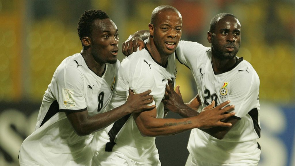 Stephen Appiah reveals Junior Agogo planned on visiting Ghana next week