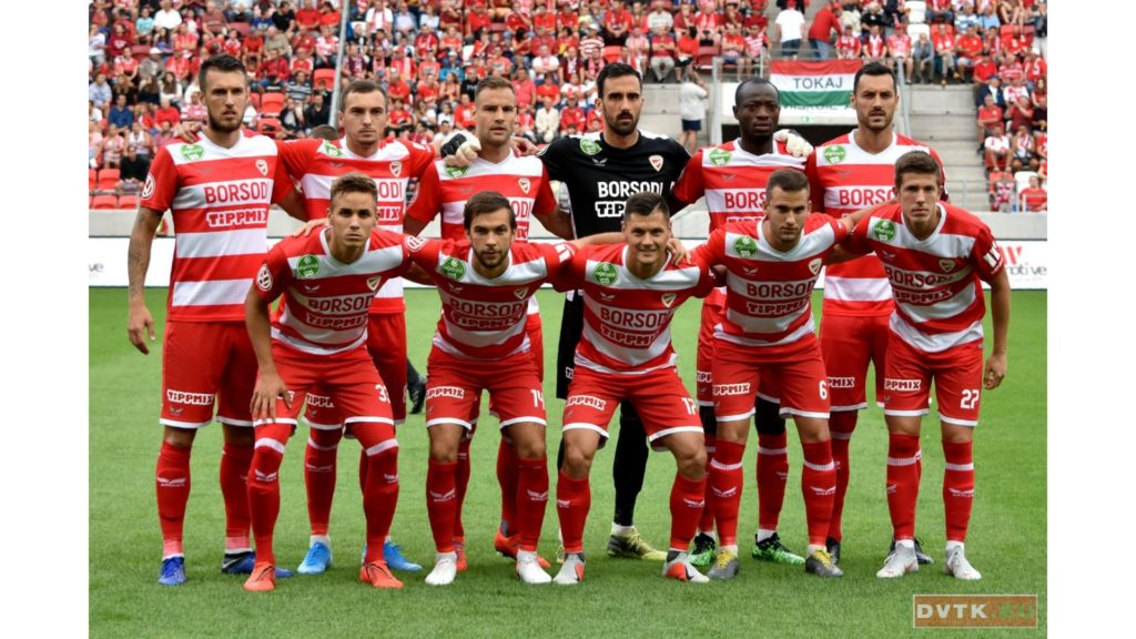 Diósgyőri VTK defender Joakim Adukor delighted with opening day victory in Hungary