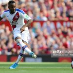 Crystal Palace star Jordan Ayew happy to grab chance to start against Manchester United