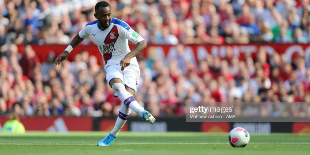 Jordan Ayew thanks Crystal Palace fans after receiving player of the month award