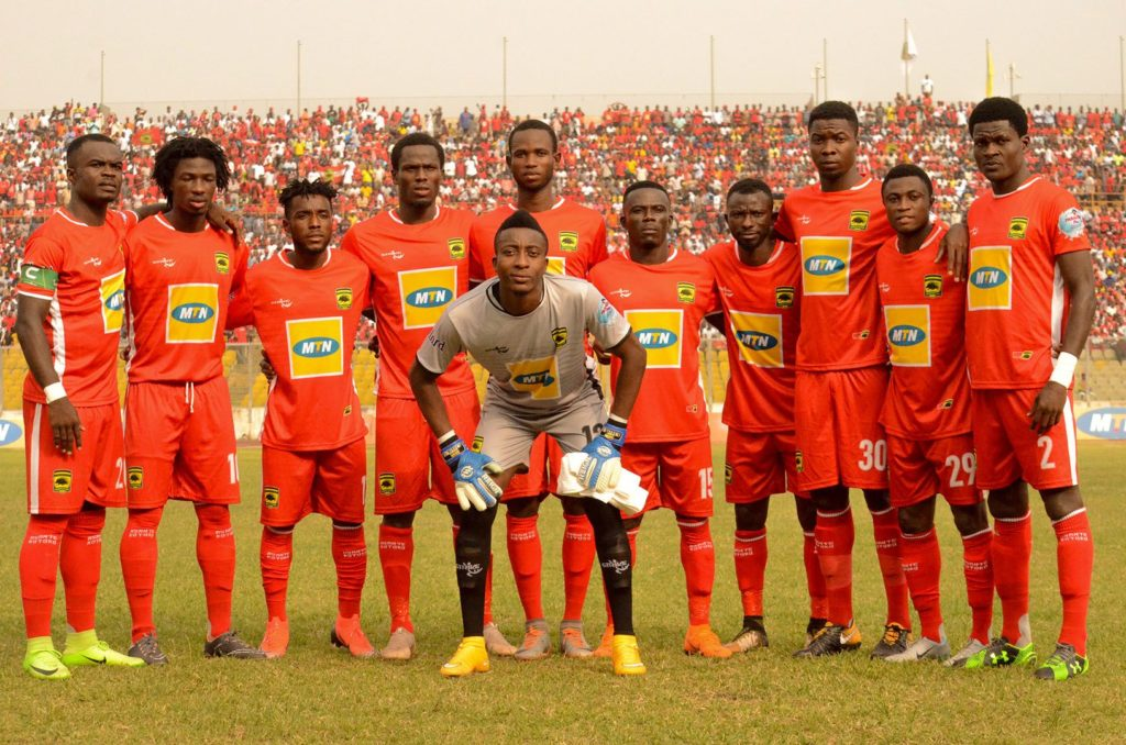 CAF Champions League: Agyeman Badu, Opoku and Okrah dropped as Kotoko name 18-man squad for Kano Pillars clash