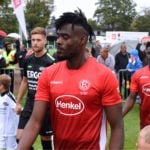 On-loan Kassim Adams scores first goal for Fortuna Düsseldorf; pushing for Bundesliga start