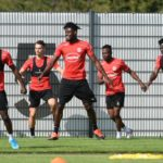 VIDEO: Kassim Nuhu happy with 'amazing' first training session with Fortuna Düsseldorf