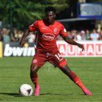 Dusseldorf coach Uwe Rosler  uncertain about Kelvin Ofori's Bundesliga debut