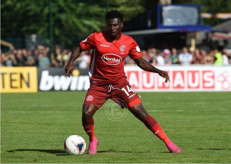 3c735600 Fortuna Düsseldorf wonder kid Kelvin Ofori: 'It's unbelievable to ...
