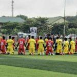 VIDEO: Asante Kotoko train in Accra ahead of Kano Pillars CAF Champions League clash