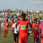 Augustine Okrah and Jordan Opoku start for Asante Kotoko against Etoile; striker Abege leads attack